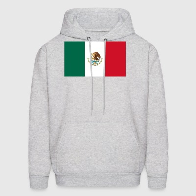 Mexico country flag love my land patriot - Men's Hoodie