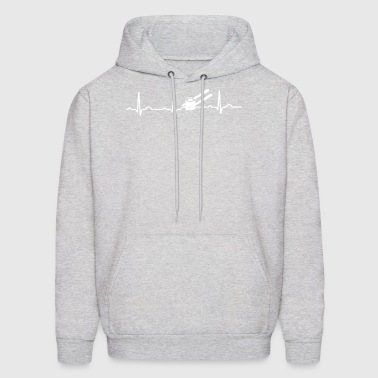 GIFT - SUSHI WITH CHOPSTICKS WHITE - Men's Hoodie