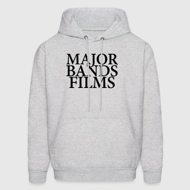 MAJOR BANDS FILMS - Men's Hoodie
