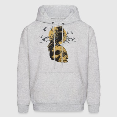 Death is Coming - Men's Hoodie