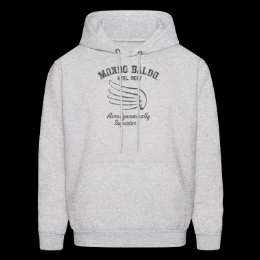Mondo Baldo - Bald Athletic Club - Men's Hoodie