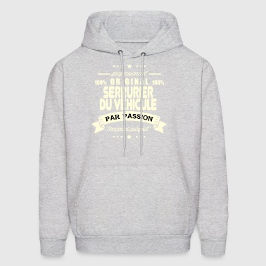 Original vehicle locksmith - Men's Hoodie
