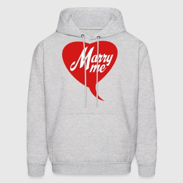 2541614 14956413 marry - Men's Hoodie