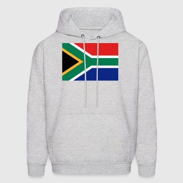 South Africa Flag - Men's Hoodie
