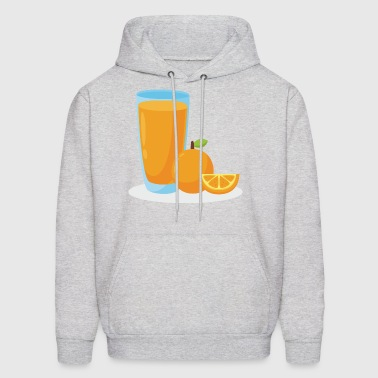 Juice Fruit Fruity Drink Smoothie Shake Gift - Men's Hoodie
