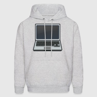 Computer Laptop Notebook Gift Present - Men's Hoodie