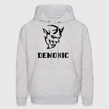DODGE DEMON DEMONIC - Men's Hoodie