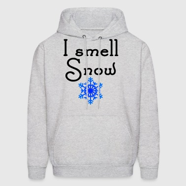 Gilmore Girls I smell Snow - Men's Hoodie