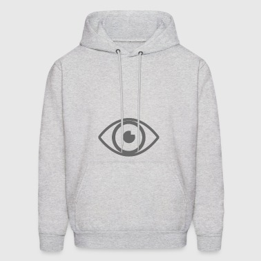vision icon - Men's Hoodie