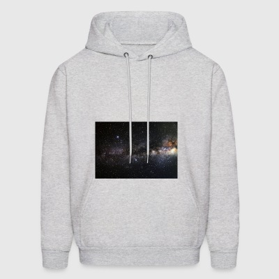 hubble space - Men's Hoodie