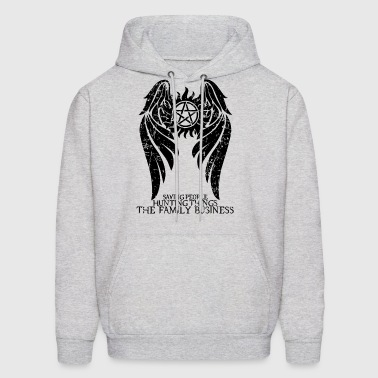 Winchester Brothers Hunters - Men's Hoodie
