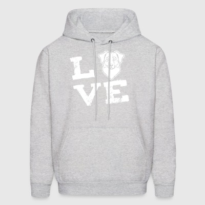 Australian Shepherd Dog Race Love Gift - Men's Hoodie