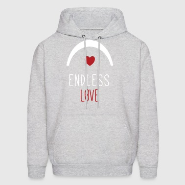 Endless Love Fermate Musician T Shirt - Men's Hoodie