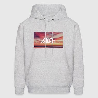 A New Journey - Men's Hoodie