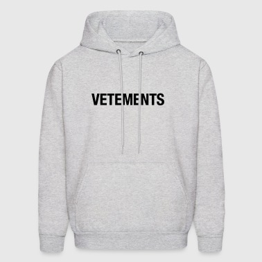 vetement - Men's Hoodie