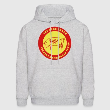 the bone shack - Men's Hoodie