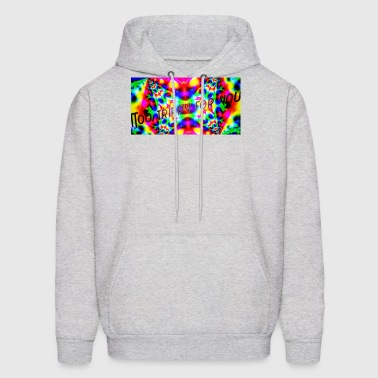 Too trippy for you - Men's Hoodie