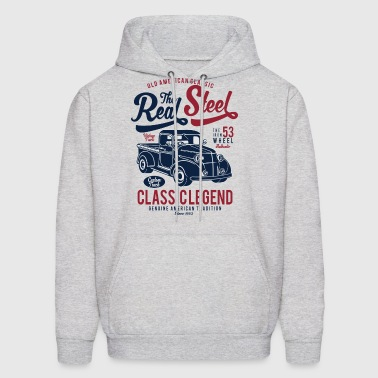The Real Steel2 - Men's Hoodie