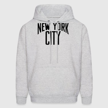 Lennon New York City T Shirt - Men's Hoodie