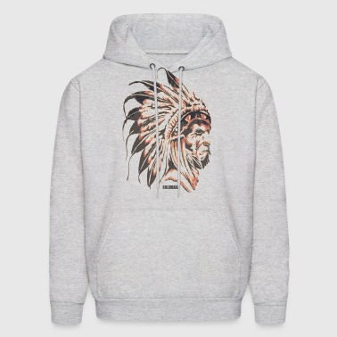 NATIVE - Men's Hoodie