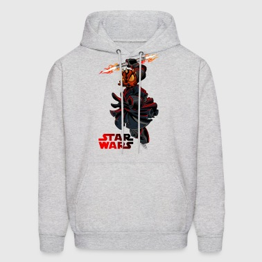 Donald Darth Power - Men's Hoodie