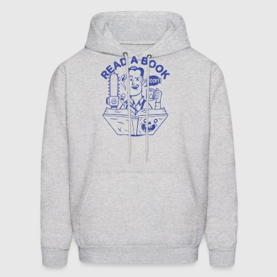 Read a Book - Men's Hoodie