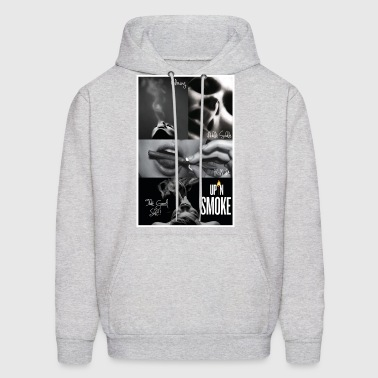 UP IN SMOKE - Men's Hoodie
