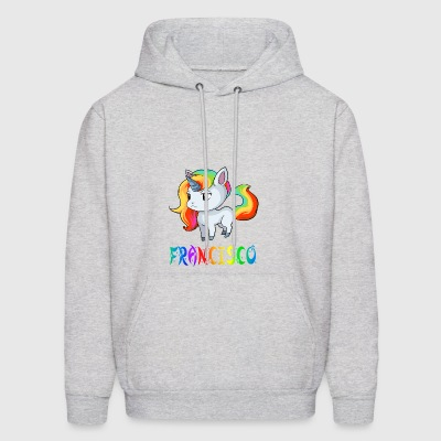 Francisco Unicorn - Men's Hoodie