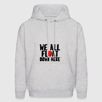 We All Float - Men's Hoodie