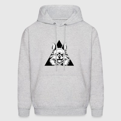 AFRO ANIMAL - Men's Hoodie