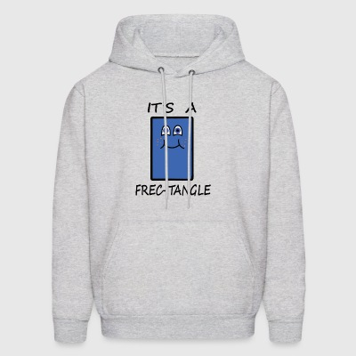 Frectangle, the freckled rectangle - Men's Hoodie