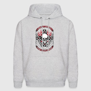 Iron Supplement - Men's Hoodie