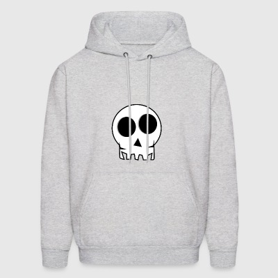 Huge Eye Skull - Men's Hoodie