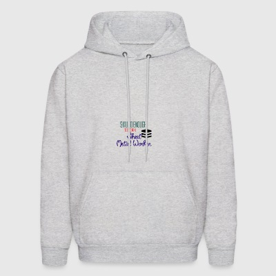 Sheet Metal Worker - Men's Hoodie