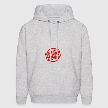 Certified Original Grunge Stamp - Men's Hoodie