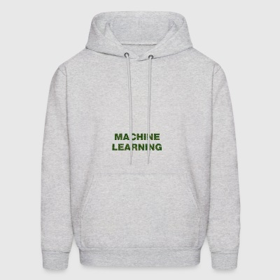 Machine learning - Men's Hoodie