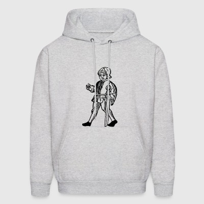middle age - Men's Hoodie