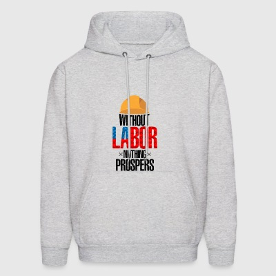 Celebrate Labor Day Tees - Men's Hoodie