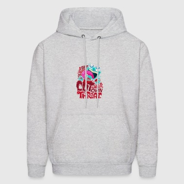 A Sharp Tongue Can Cut Your Own Throat - Men's Hoodie