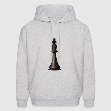 Black king - Men's Hoodie