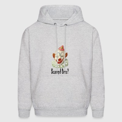 scary clown - Men's Hoodie