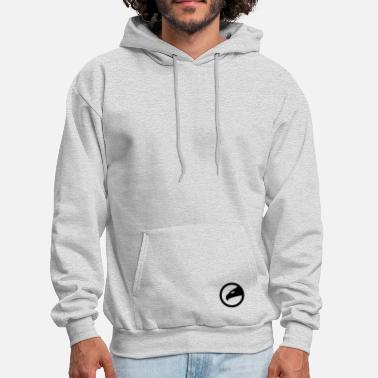 Plain Eagle Eye Plain - Men's Hoodie