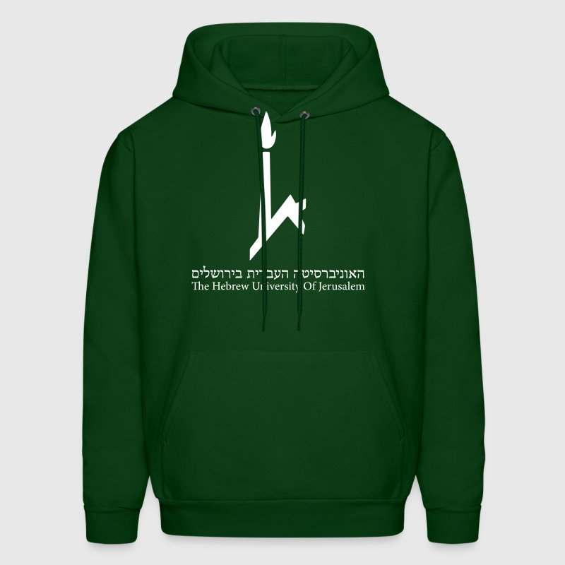 Hebrew University of Jerusalem - Men's Hoodie