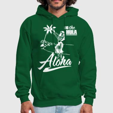 Aloha aloha - do the hula - Men's Hoodie