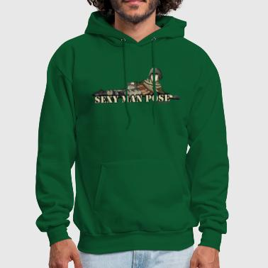 Hank And Jed Sexy Man Pose Hank & Jed - Men's Hoodie