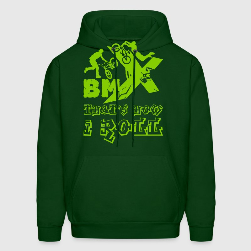 BMX is my life - Men's Hoodie