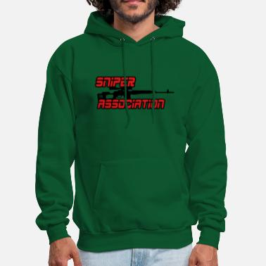 Association Sniper Association - Men's Hoodie