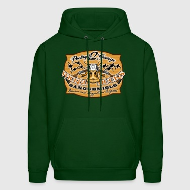 wicked ducks - Men's Hoodie