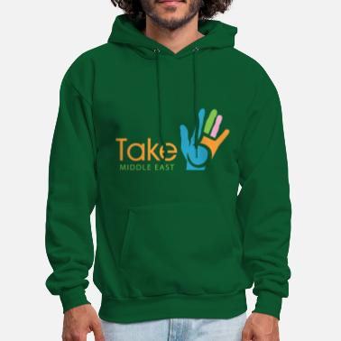 Middle East Take middle east - Men's Hoodie