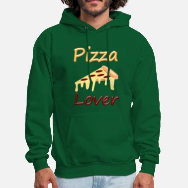 pizza lover - Men's Hoodie